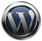Installing WordPress image