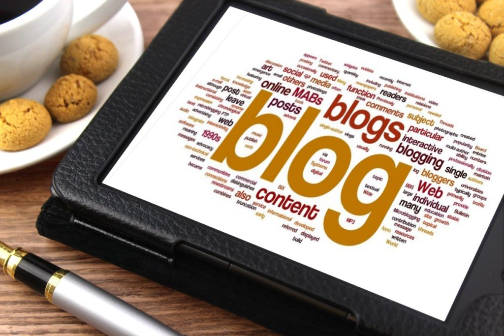 helpful blogging